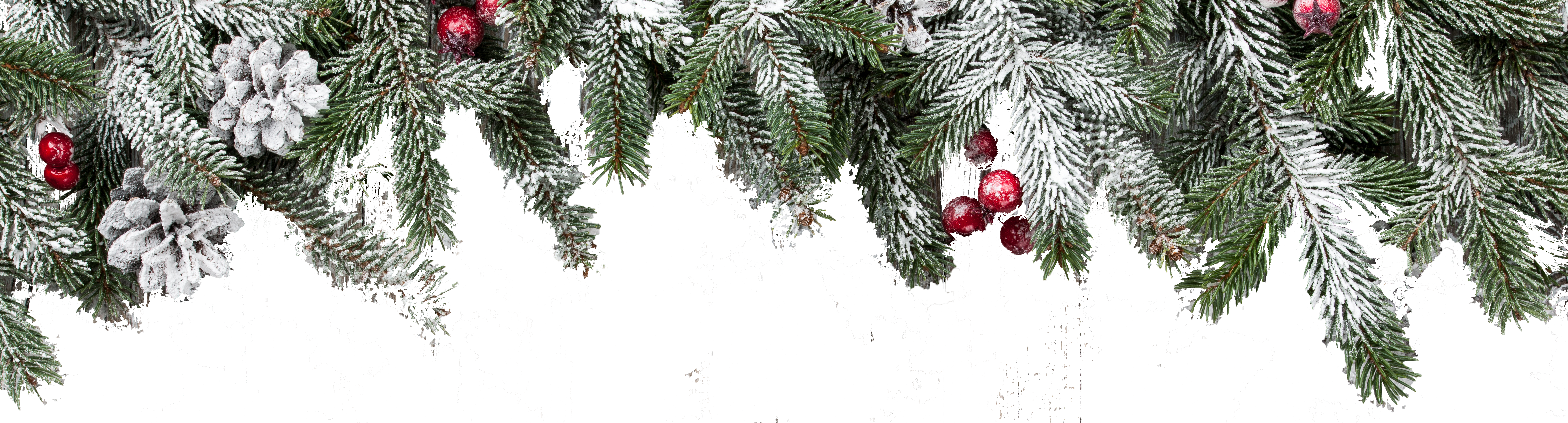 Christmas background transparent   Danish Crown Foodservice 6042x1632