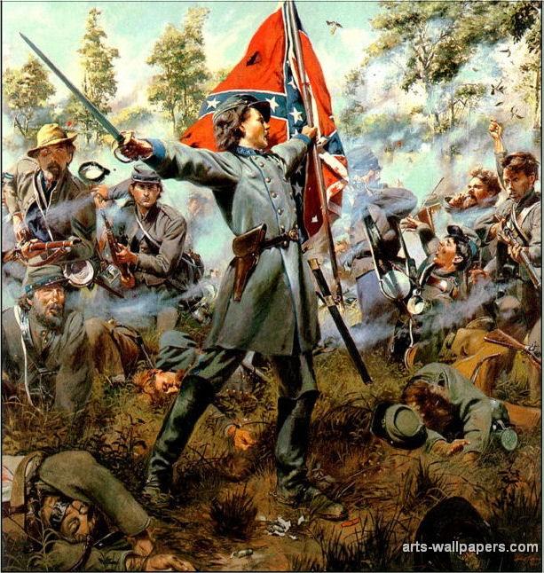 Robert E Lee American civil war Army and Civil Wars 613x646