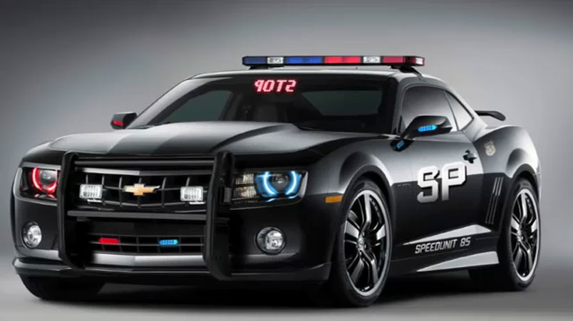 Auto Cars Wallpapers camaro Police Wallpaper 804x451