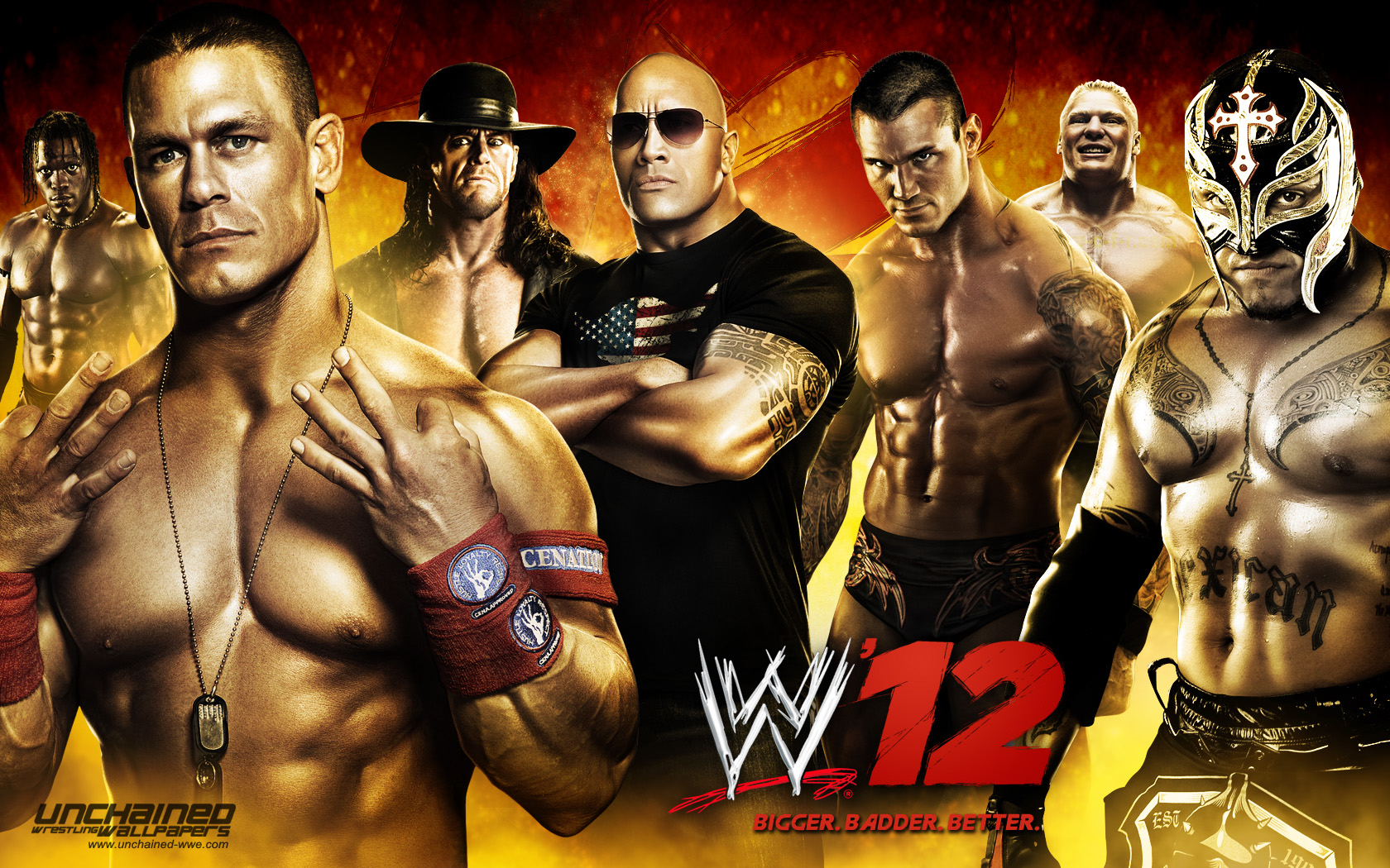WWE images WWE 12 wallpaper photos 31658858 1680x1050
