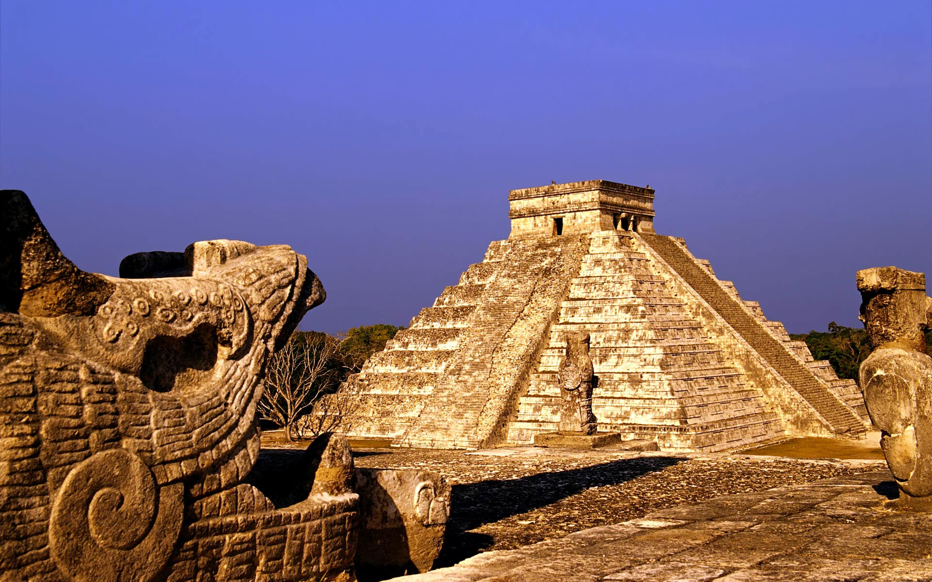 Mexico pyramids backgrounds hd Wallpaper and make this wallpaper for 1920x1200