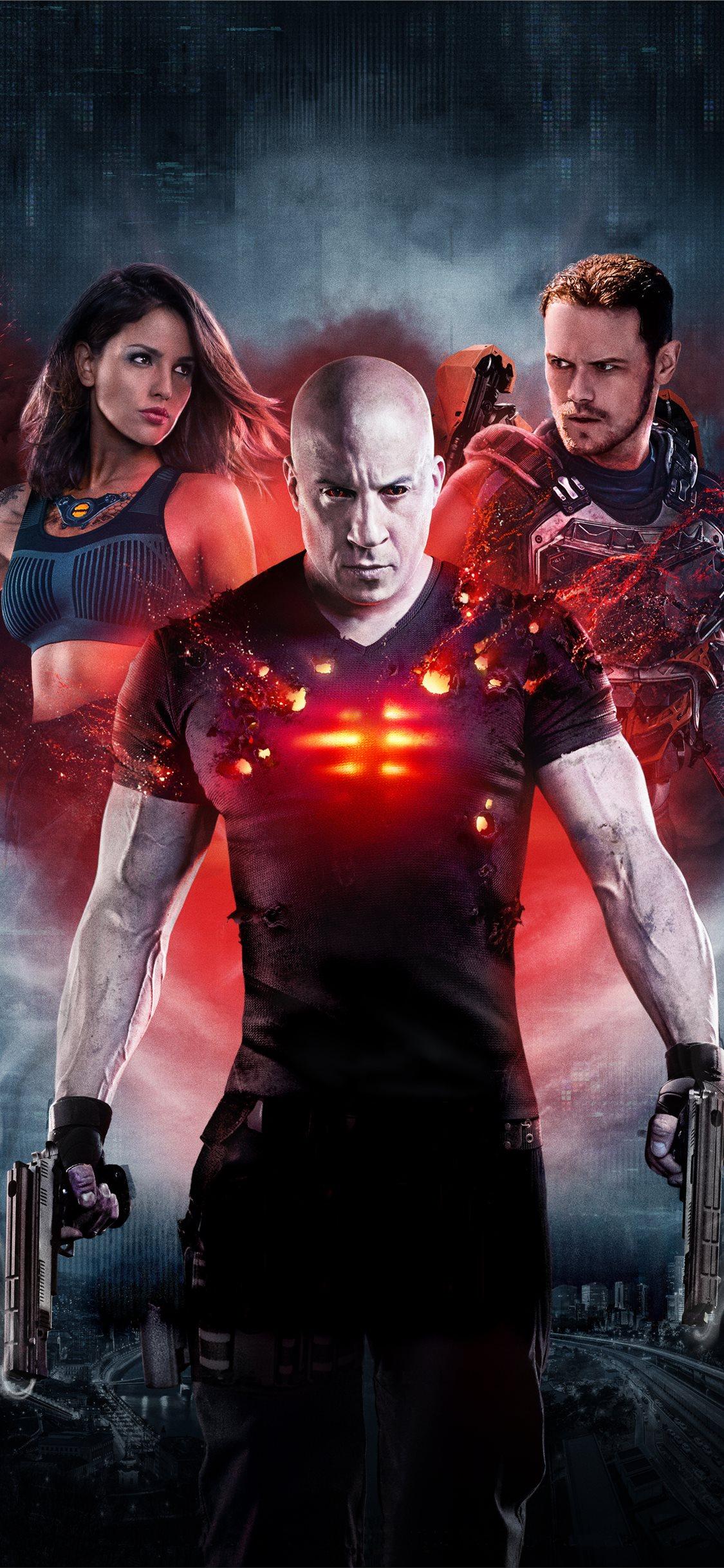 bloodshot movie 5k 2020 iPhone Wallpapers Download 1125x2436
