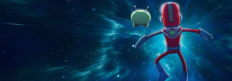 Final Space AR App Available Now TBScom