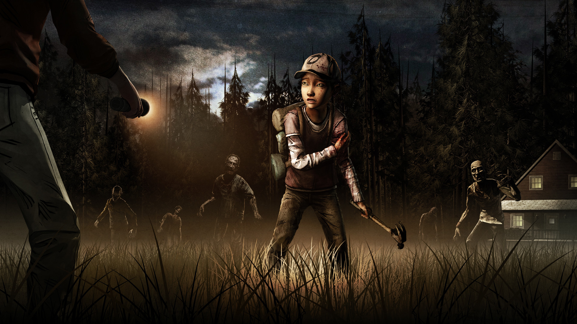 The Walking Dead Game Wallpaper 83 images 1920x1080