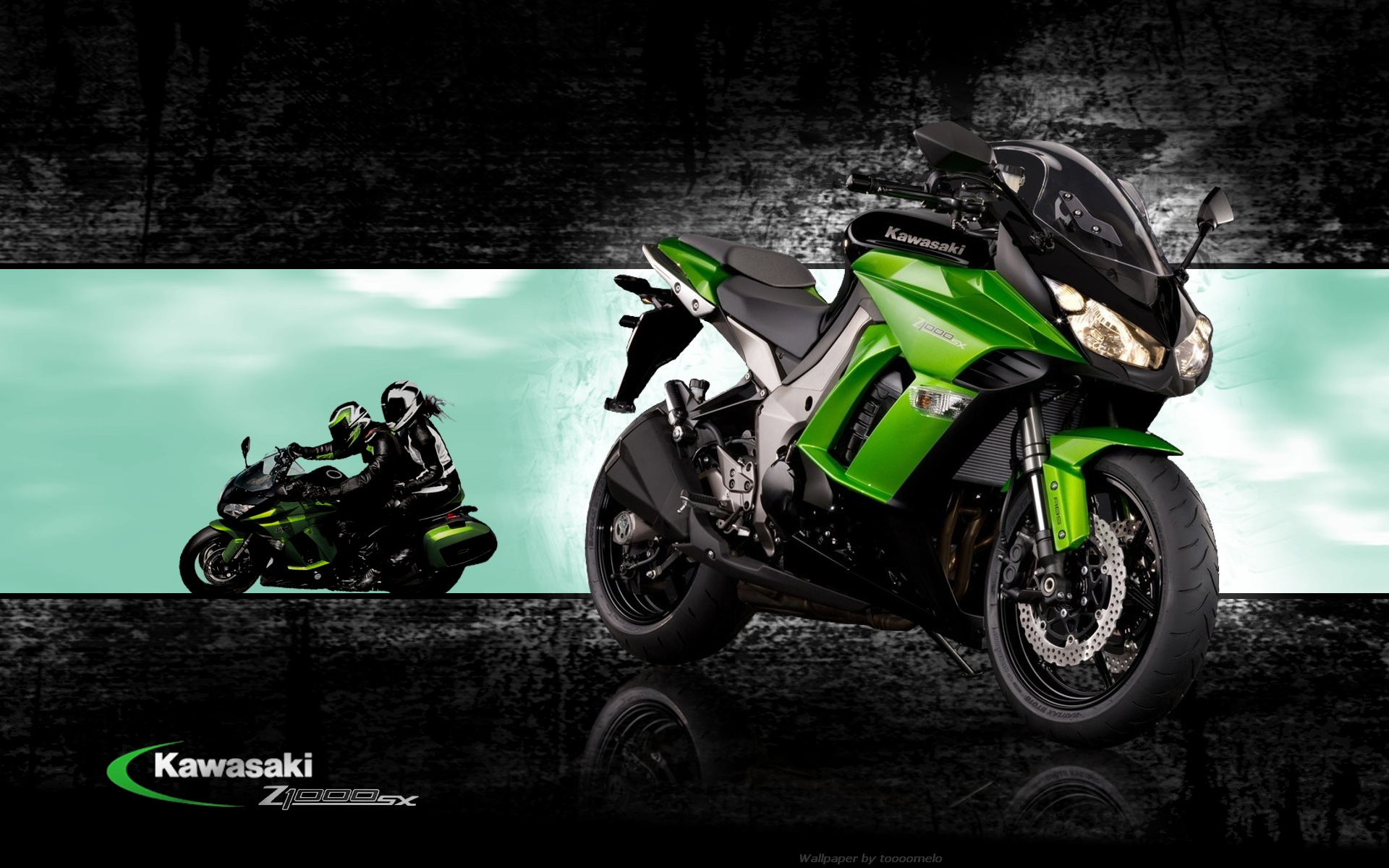 Pics Photos Kawasaki Ninja Z1000sx Wallpaper For 1920x1200