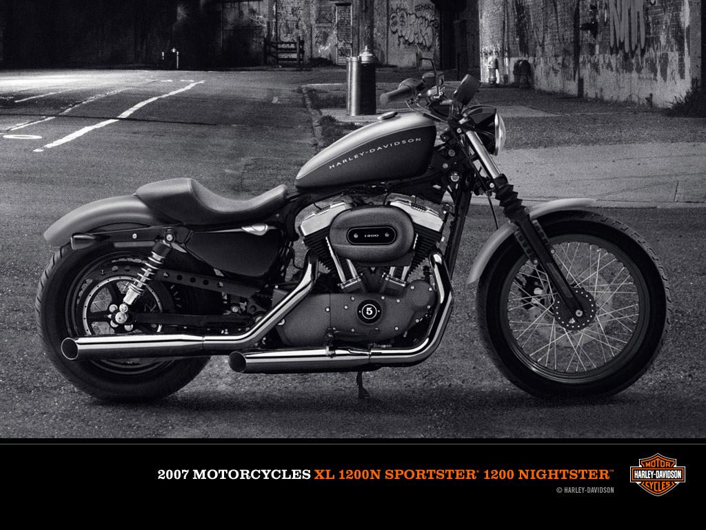 Harley Davidson Sportster Wallpaper   Wallpaper Images 1024x768