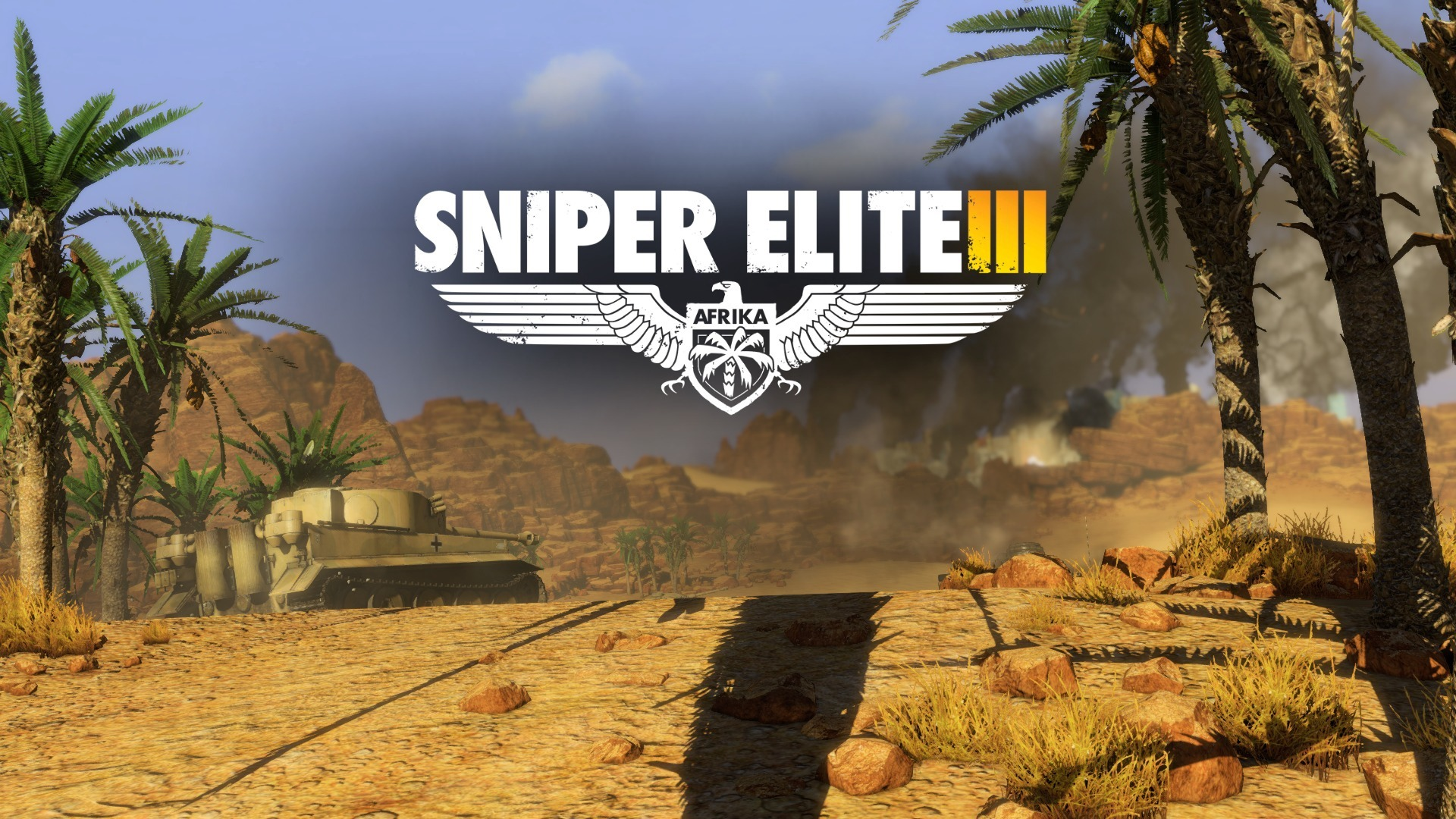 Download wallpaper 1920x1080 sniper elite iii sniper elite 3 1920x1080
