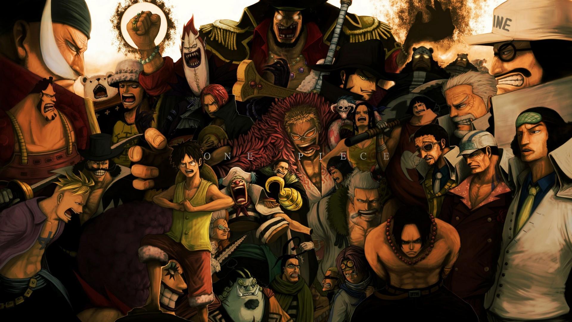 One Piece 1920x1080