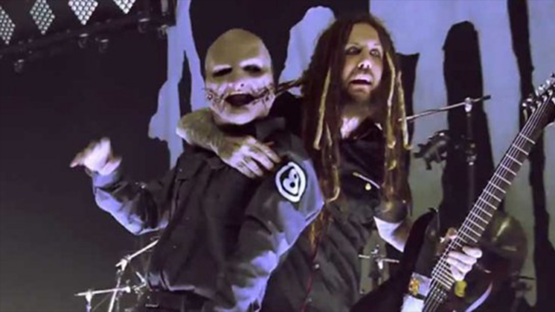 Holy Sh*t! SLIPKNOT's Corey Taylor Is Recording Vocals For ...