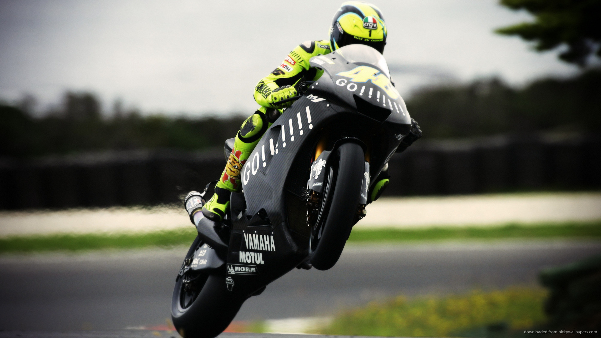 valentino yamaha rossi twitter wallpapers sport motorcycles 1920x1080
