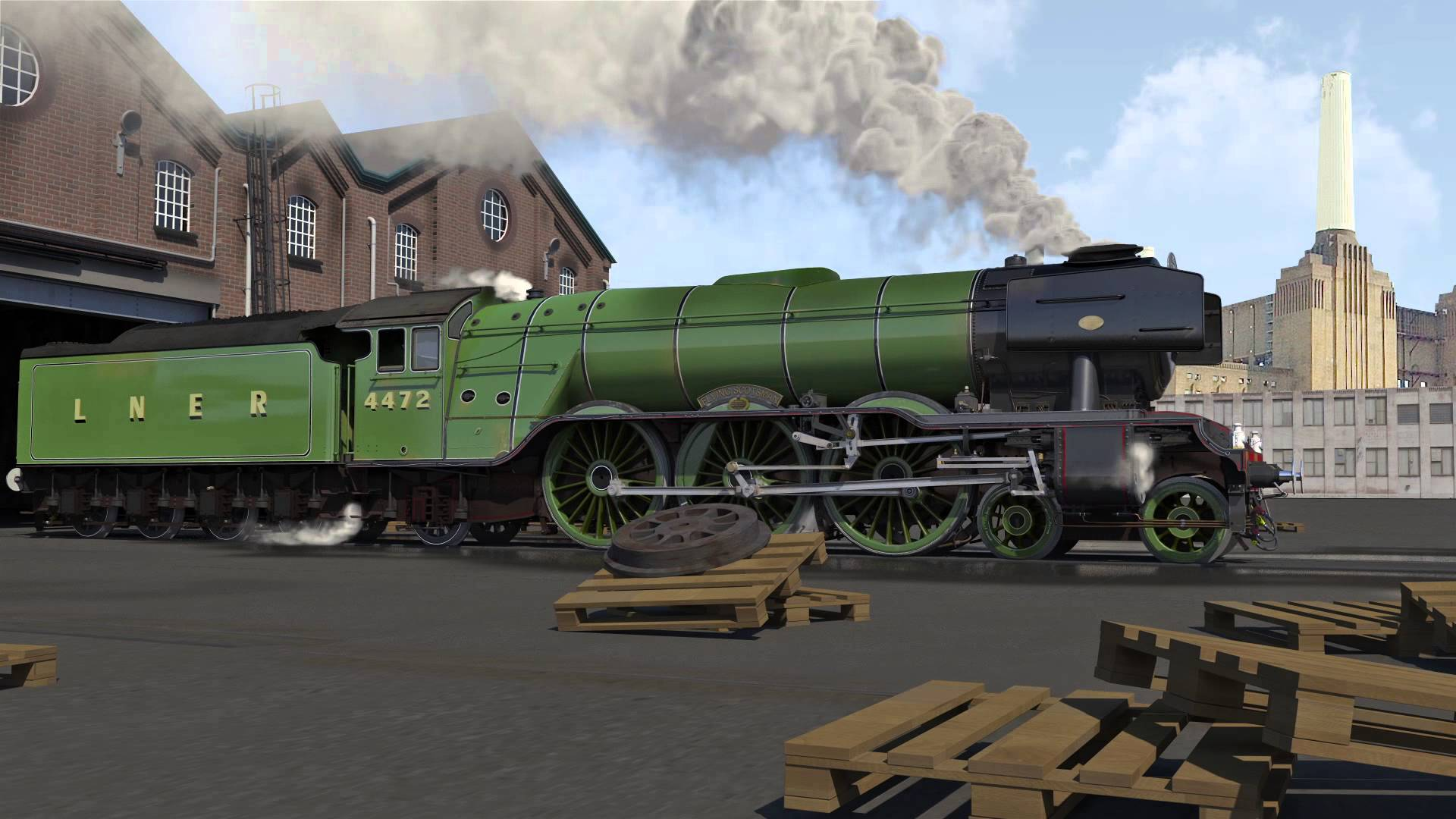 Products Flying Scotsman 1920x1080px 100 Quality HD Wallpapers 1920x1080