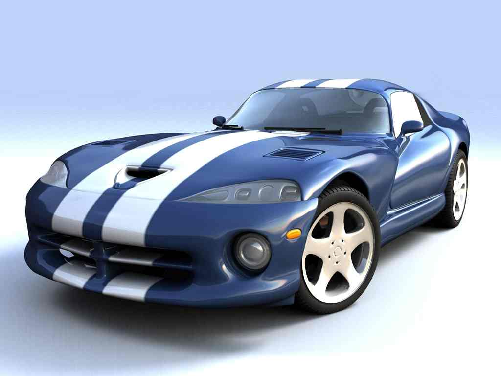 cool sports car wallpaper 1024x768