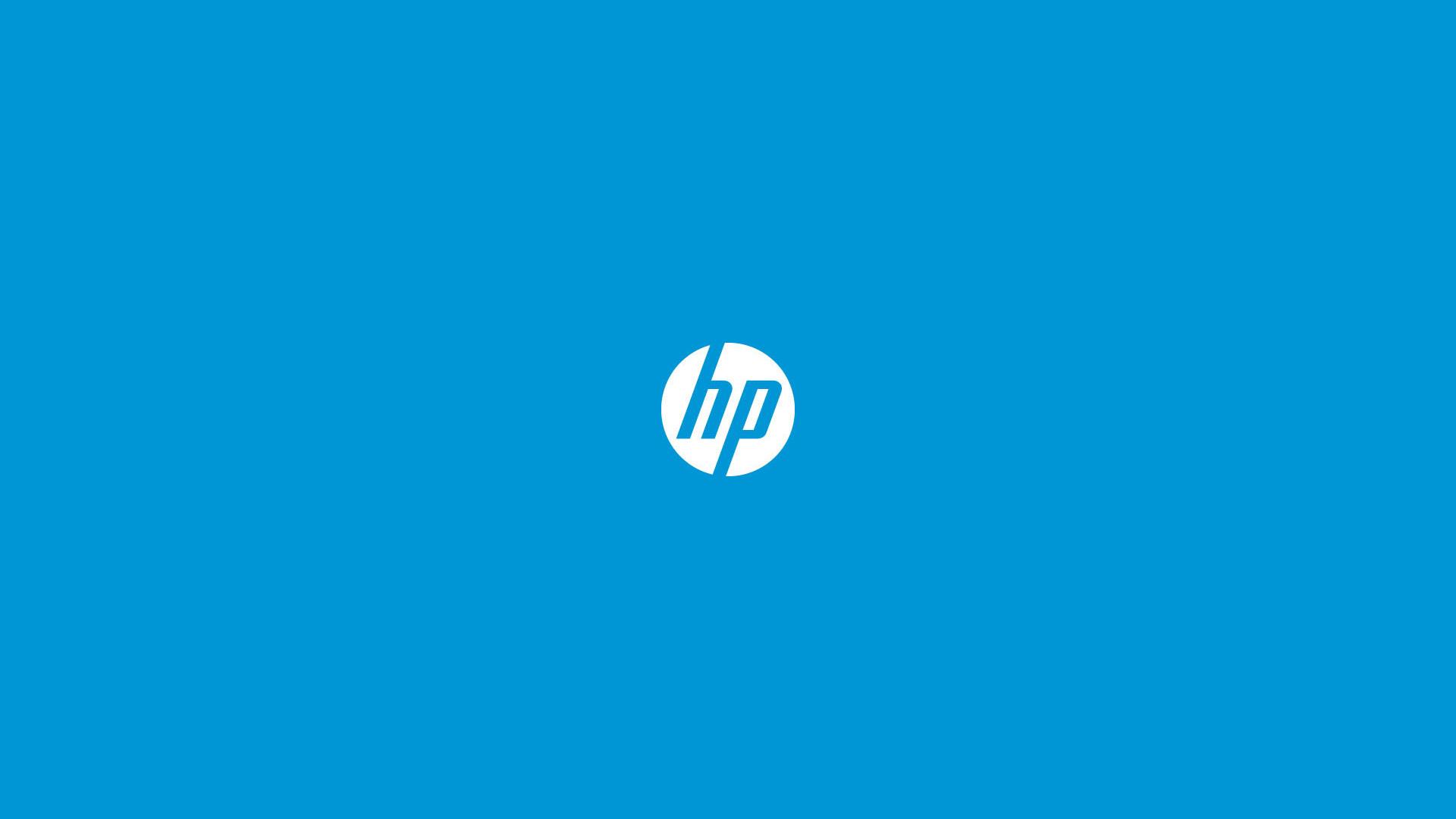 Hp logo Widescreen Wallpaper   5321 1920x1080