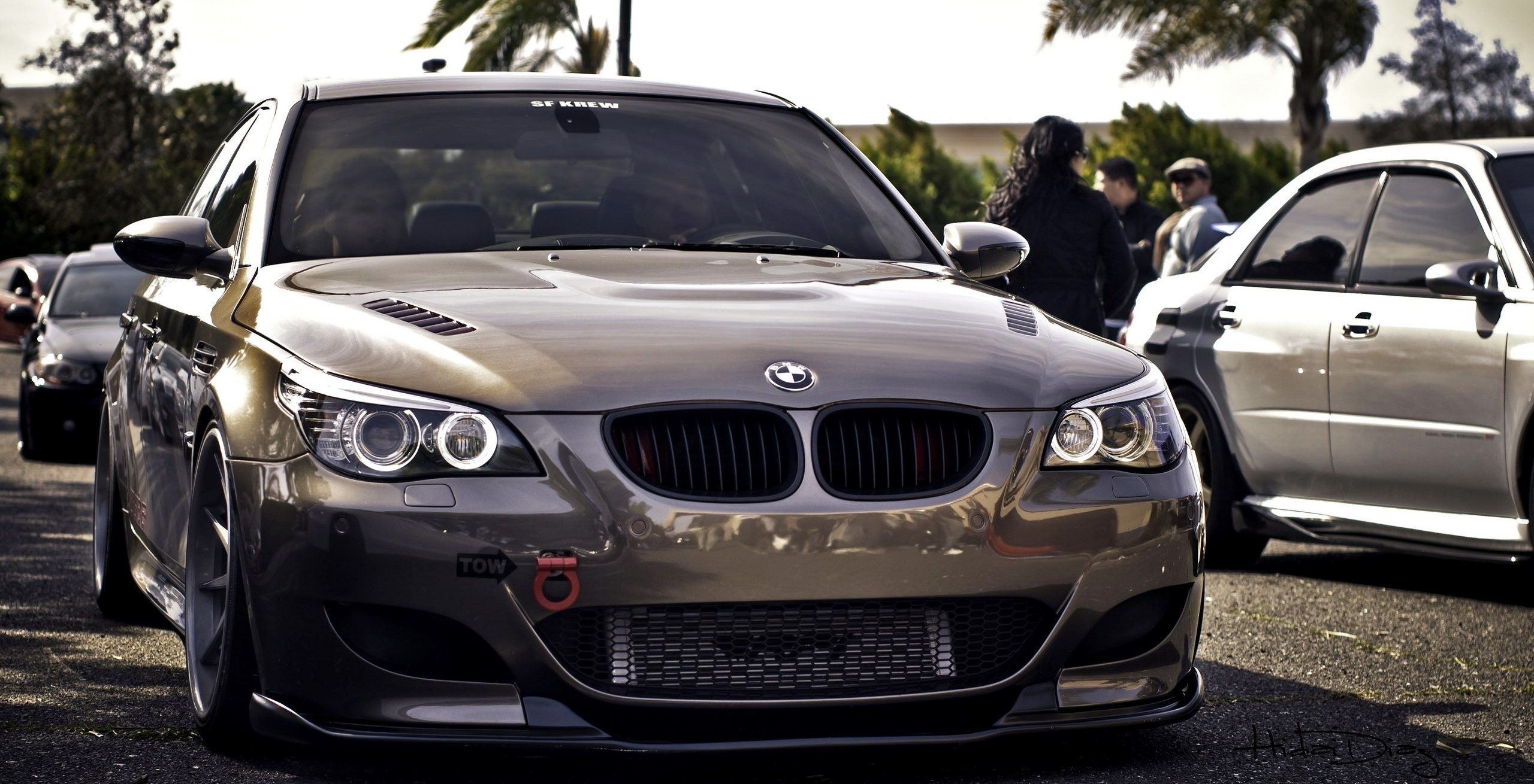 Bmw M5 E60 wallpaper 2560x1310 692074 WallpaperUP 2560x1310