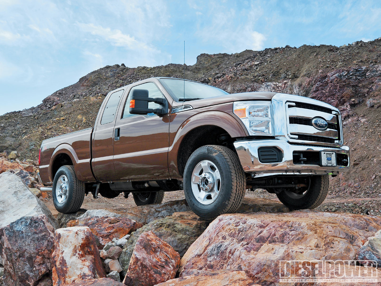 Wallpapers Ford F250 Diesel Ford F 250 Superduty Diesel Re Downloads 1600x1200