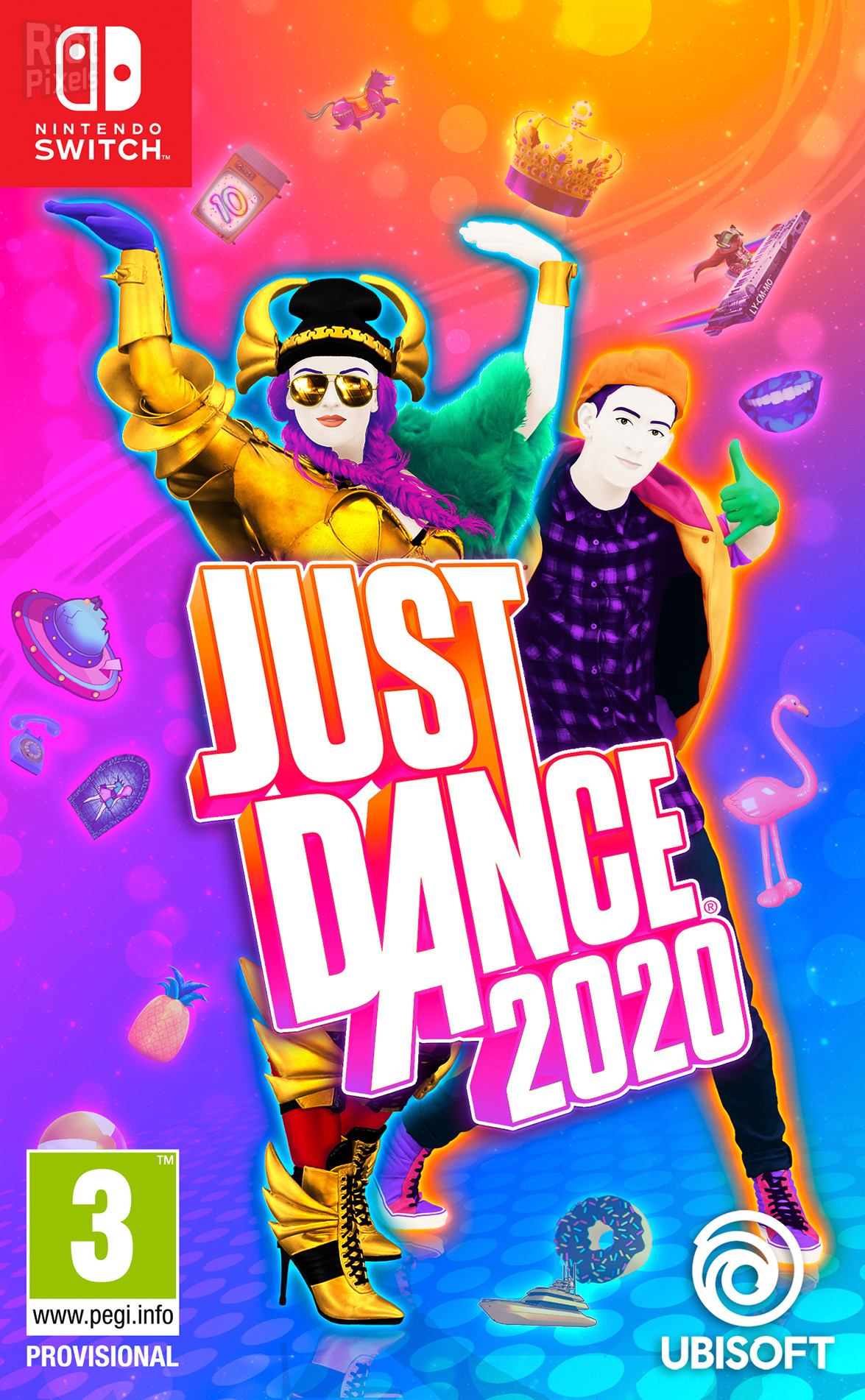 Just Dance 2020   game covers at Riot Pixels images 1175x1902