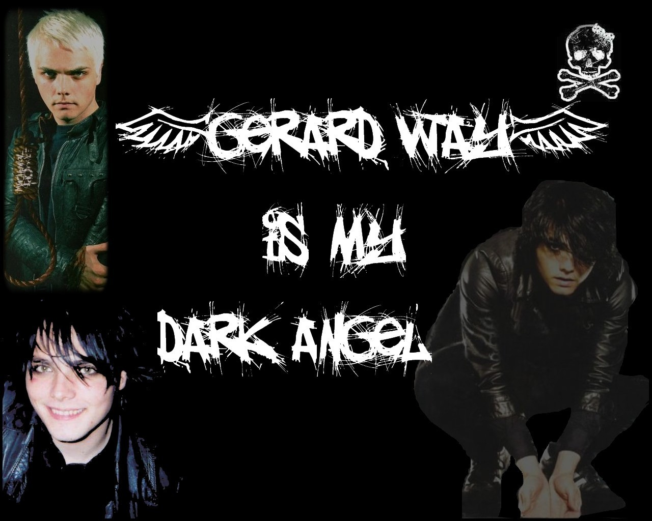 Free Download Gerad My Chemical Romance Wallpaper 1795523