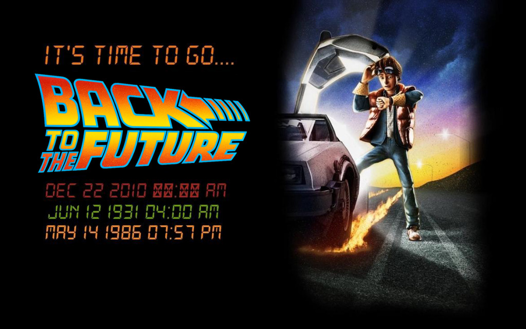Back To The Future The Game Ps3 wallpaper 67447 1023x640