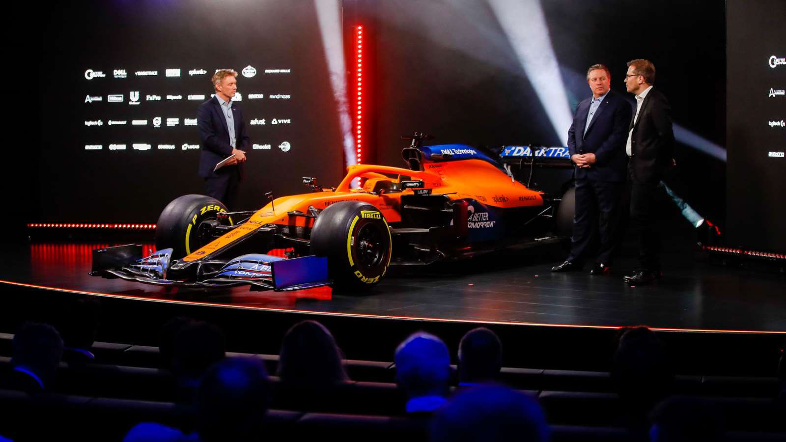 Gallery] The McLaren MCL35 2020 Formula 1 car GRR 1600x900