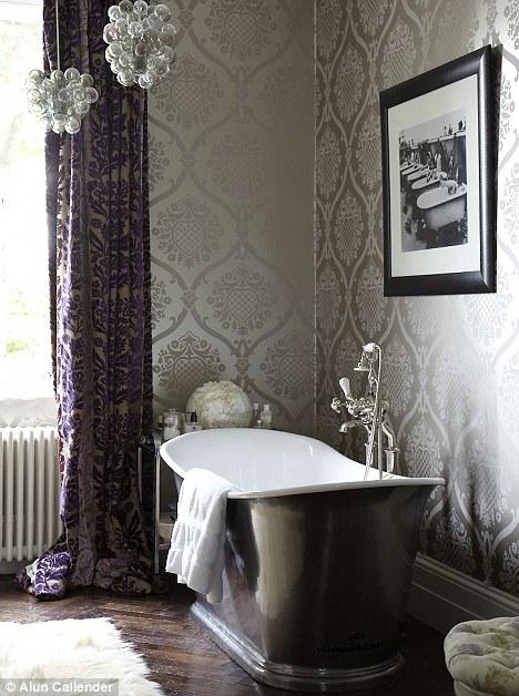 The Masculine Bath The Perfect Bath 468x628