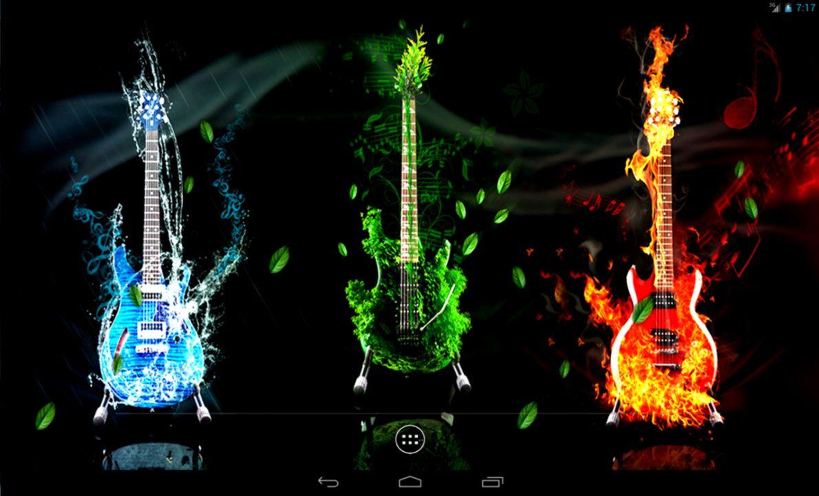 39 Music Live Wallpaper Android On Wallpapersafari
