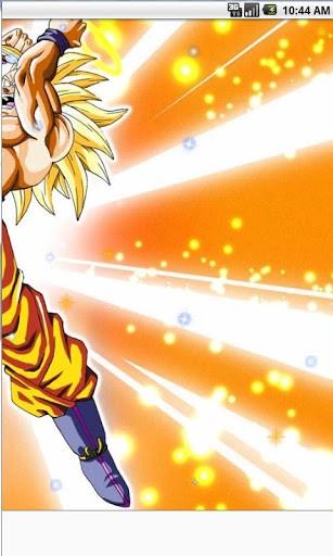 Goku Powering up Wallpapers View Bigger Goku Power up 307x512