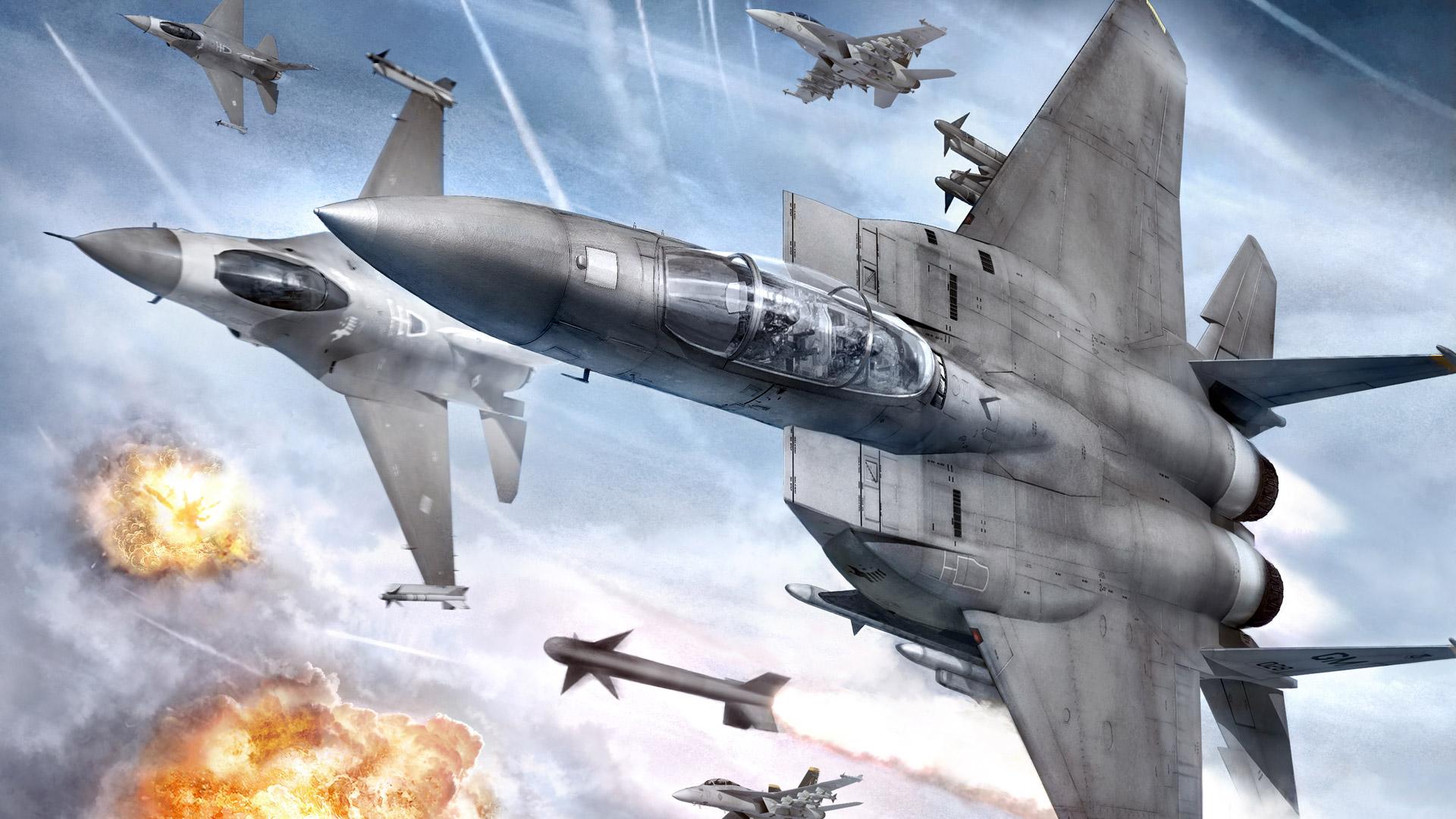 Ace Combat 6 Fires of Liberation wallpaper 1 WallpapersBQ 1920x1080