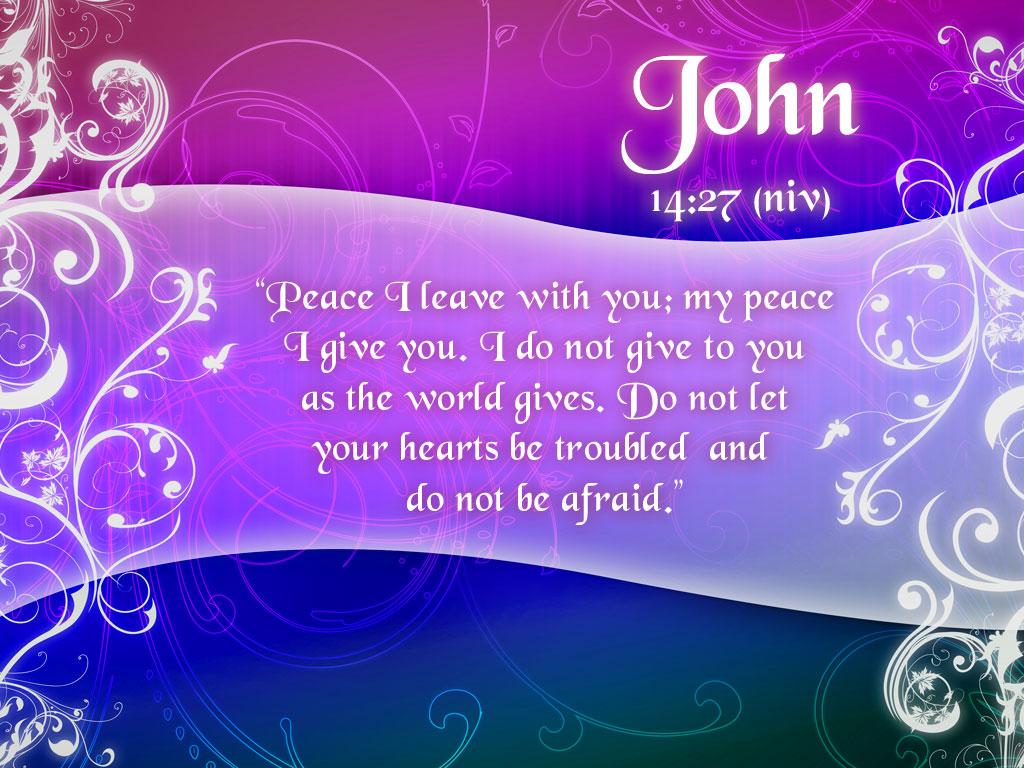 Bible Verse Christian Desktop Wallpapers 1024x768