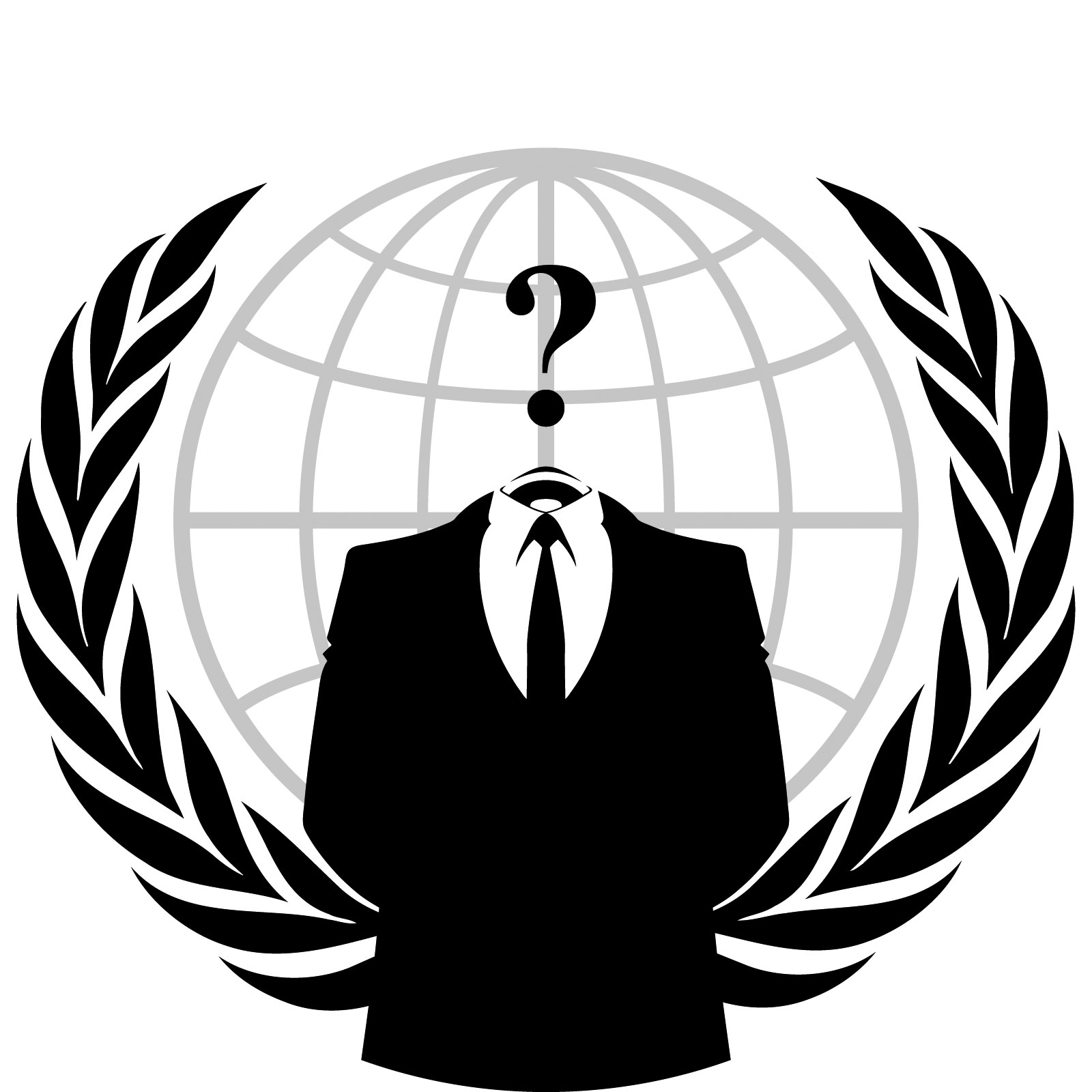 Anonymous Hackers Logo 1600x1600
