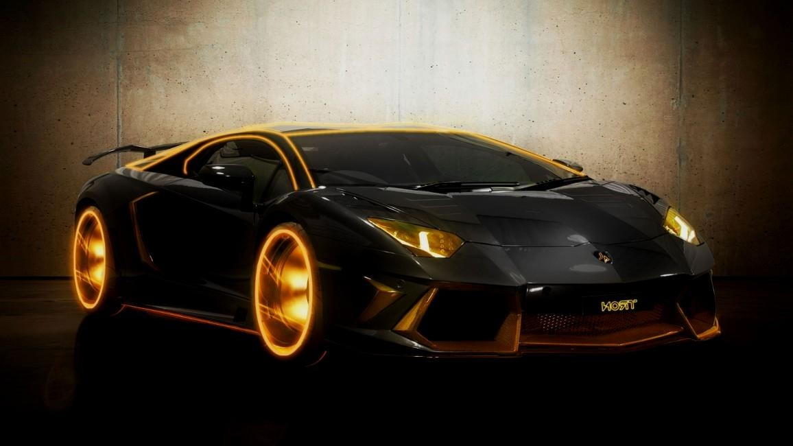 Free Download Black And Gold Exotic Cars 27 Hd Wallpaper