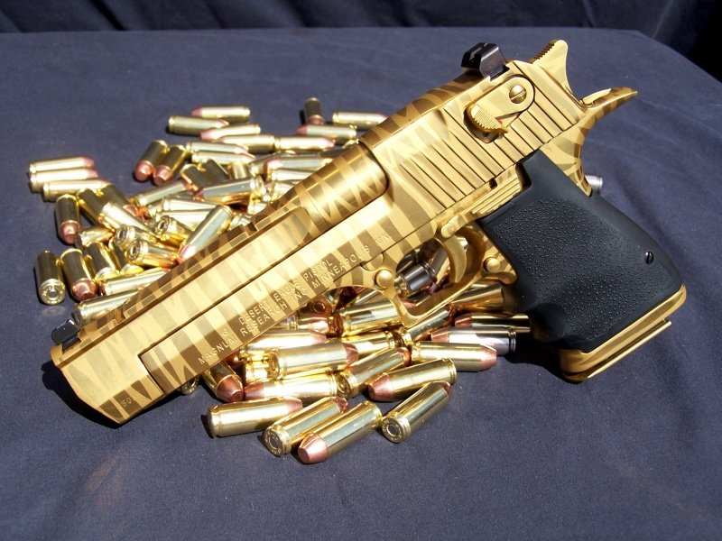 Ak47 Wallpaper Gold Golden desert eagle pictures 800x600