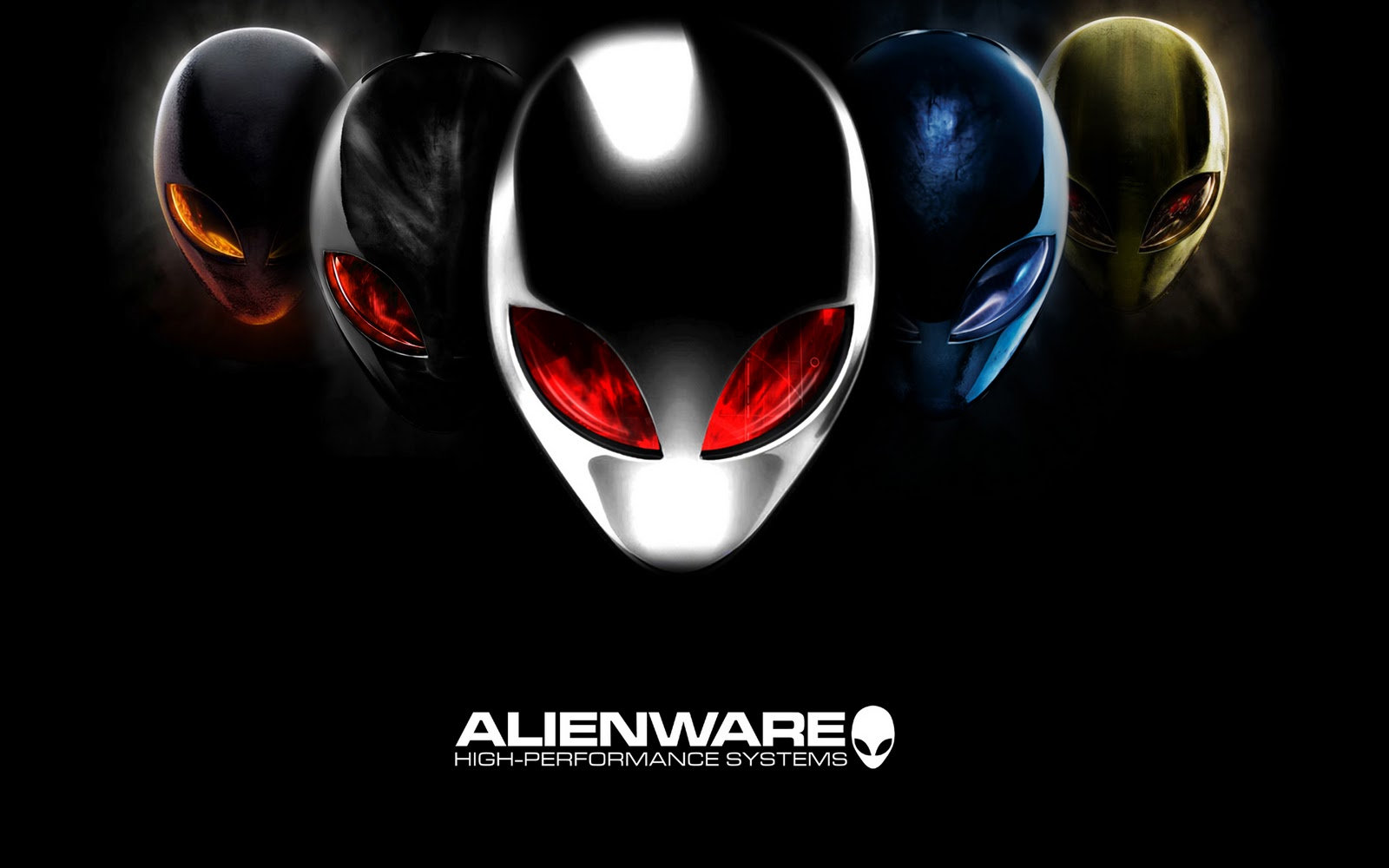 20 Spectacular Alienware Wallpapers For Desktop 1600x1000