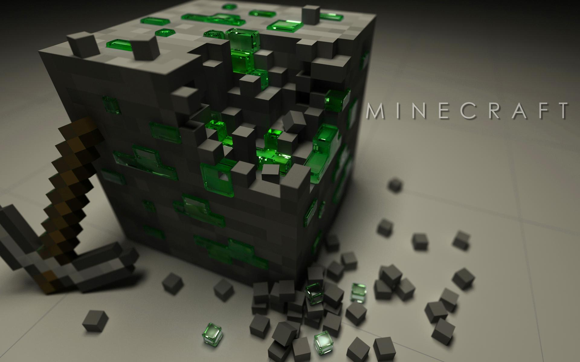 1920x1200 MineCraft Ore Wallpapers   Other Fan Art   Fan Art   Show 1920x1200