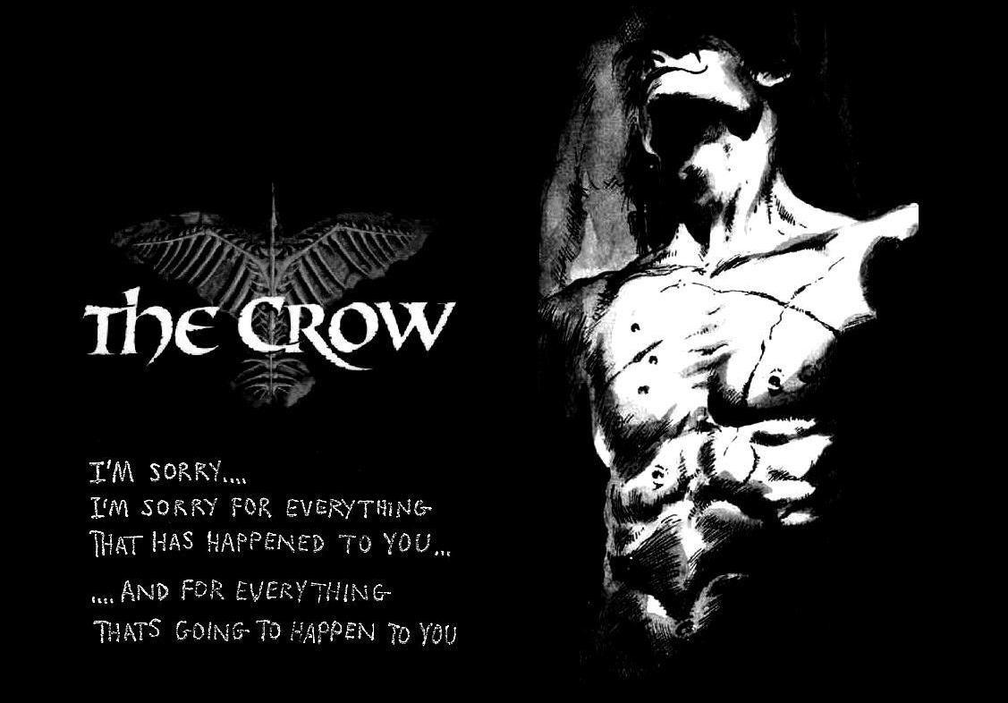 49+] The Crow Wallpaper on WallpaperSafari