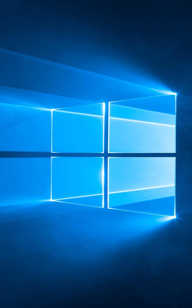 Windows 10 Official HD wallpaper for Kindle Fire HD   HDwallpapersnet 800x1280