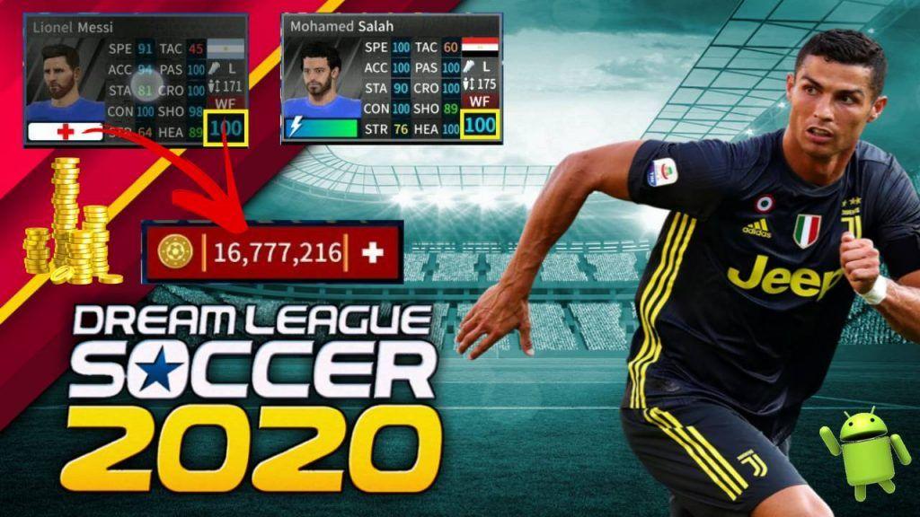 Dream League Soccer 2020 DLS 20 Android Offline Mod Apk Download 1024x576