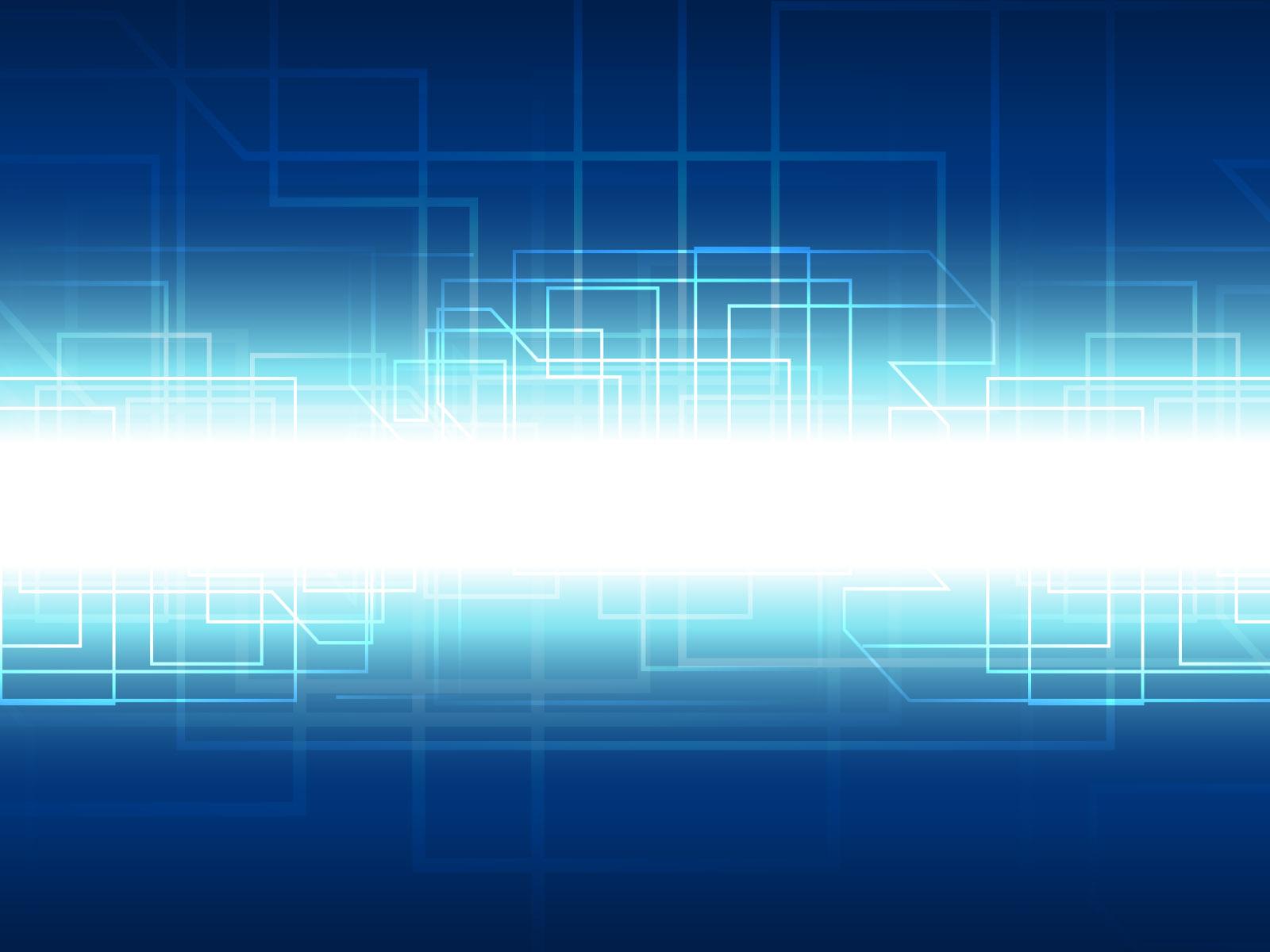 Computer System Powerpoint Templates   Aqua Cyan Blue 1600x1200