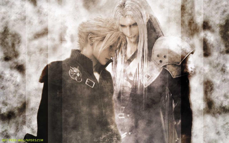 Download Final Fantasy VII Advent Children Wallpaper 1440x900