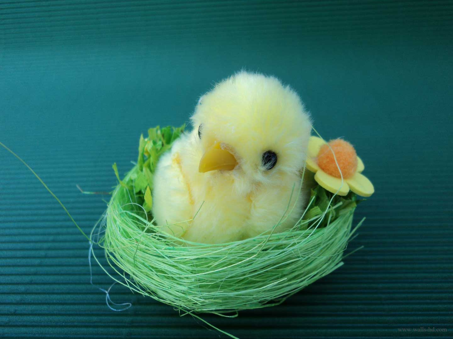 Wallpapers   Cute Easter chick wallpaper 1440x1080