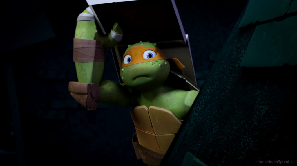 TMNT Mikey Gets Shellacne Review 1024x574