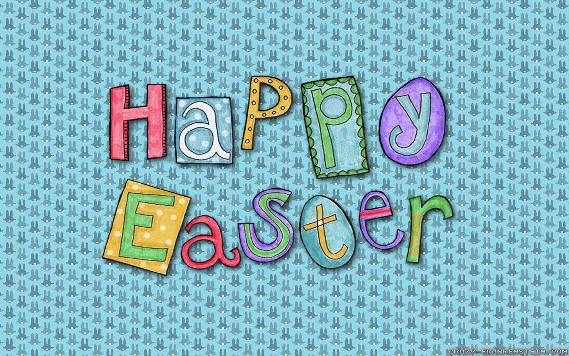 Happy Easter Wallpaper camaxidcom 1920x1200