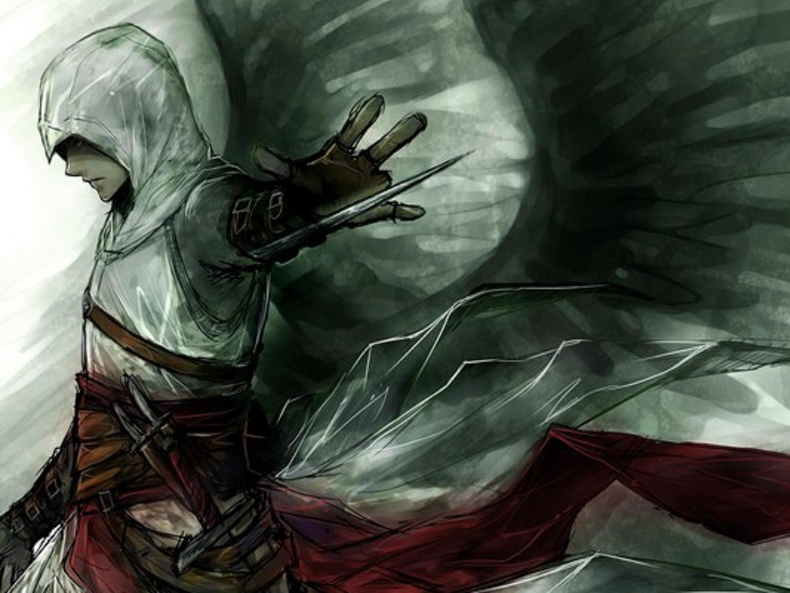 Altair Ibn La Ahad wallpaper   ForWallpapercom 1600x1200
