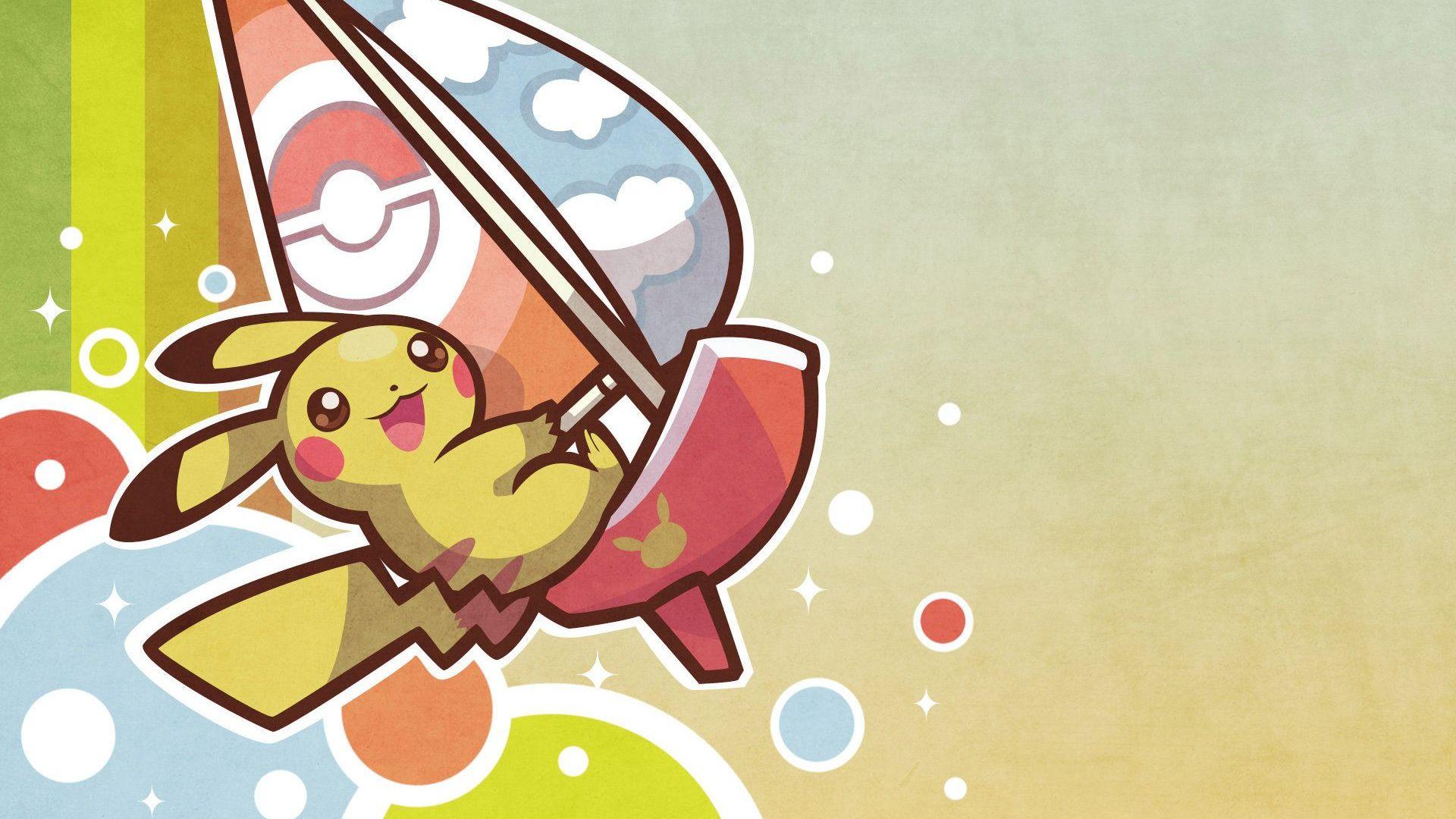 Download Pikachu   Pokemon wallpaper 1920x1080
