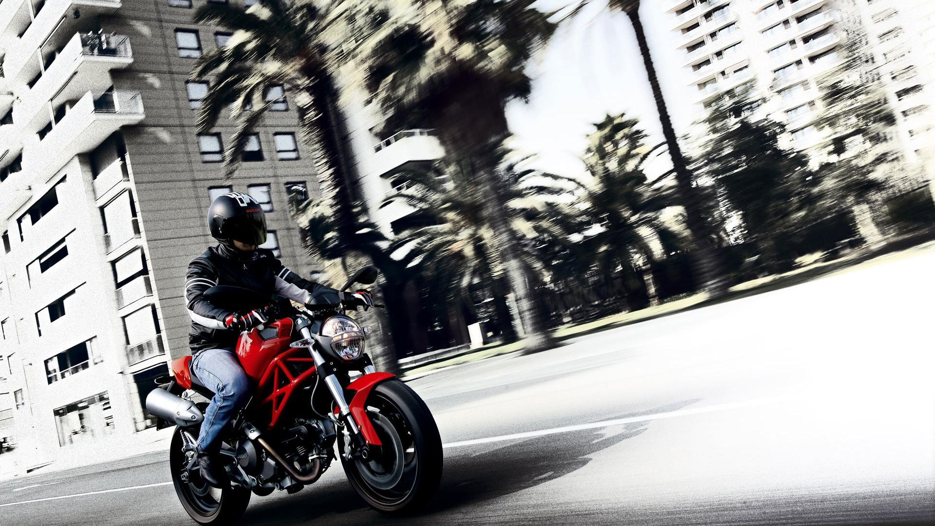 Ducati monster 696 wallpaper Wallpaper Wide HD 1920x1080