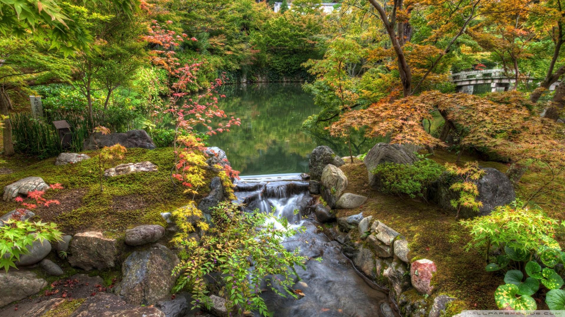 Japanese Garden 3 Wallpaper 1920x1080 Japanese Garden 3 1920x1080