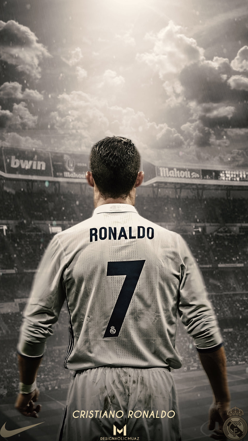 Free Download Wallpaper Cristiano Ronaldo Cristiano Ronaldo Real Madrid Cr9 1024x1820 For Your Desktop Mobile Tablet Explore 29 Wallpaper Real Madrid 2017 Deviantart Wallpaper Real Madrid 2017 Deviantart Wallpaper
