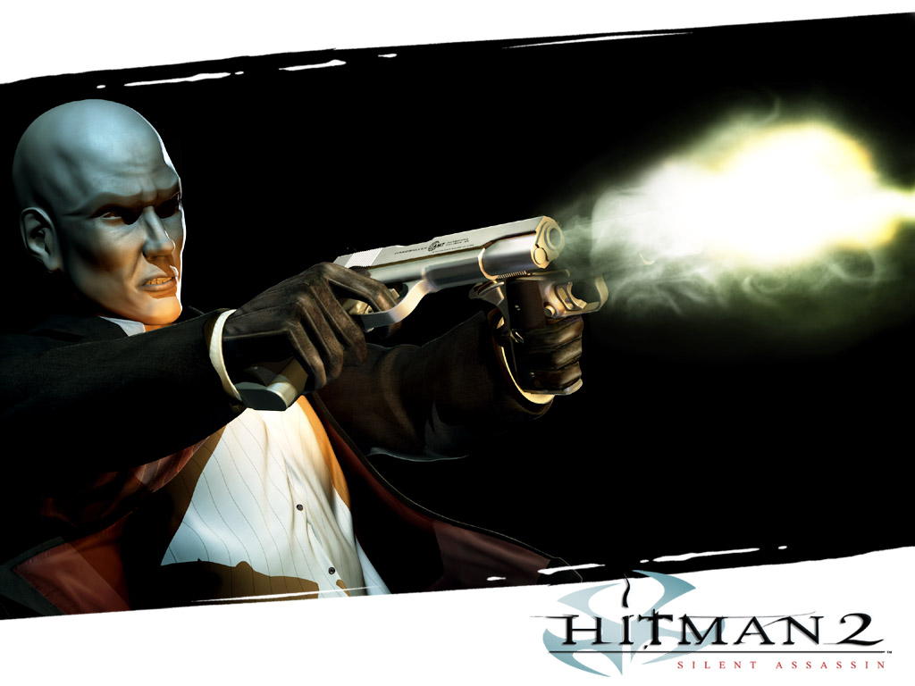 Free Download Hitman 2 Silent Assassin Wallpaper 1024x768