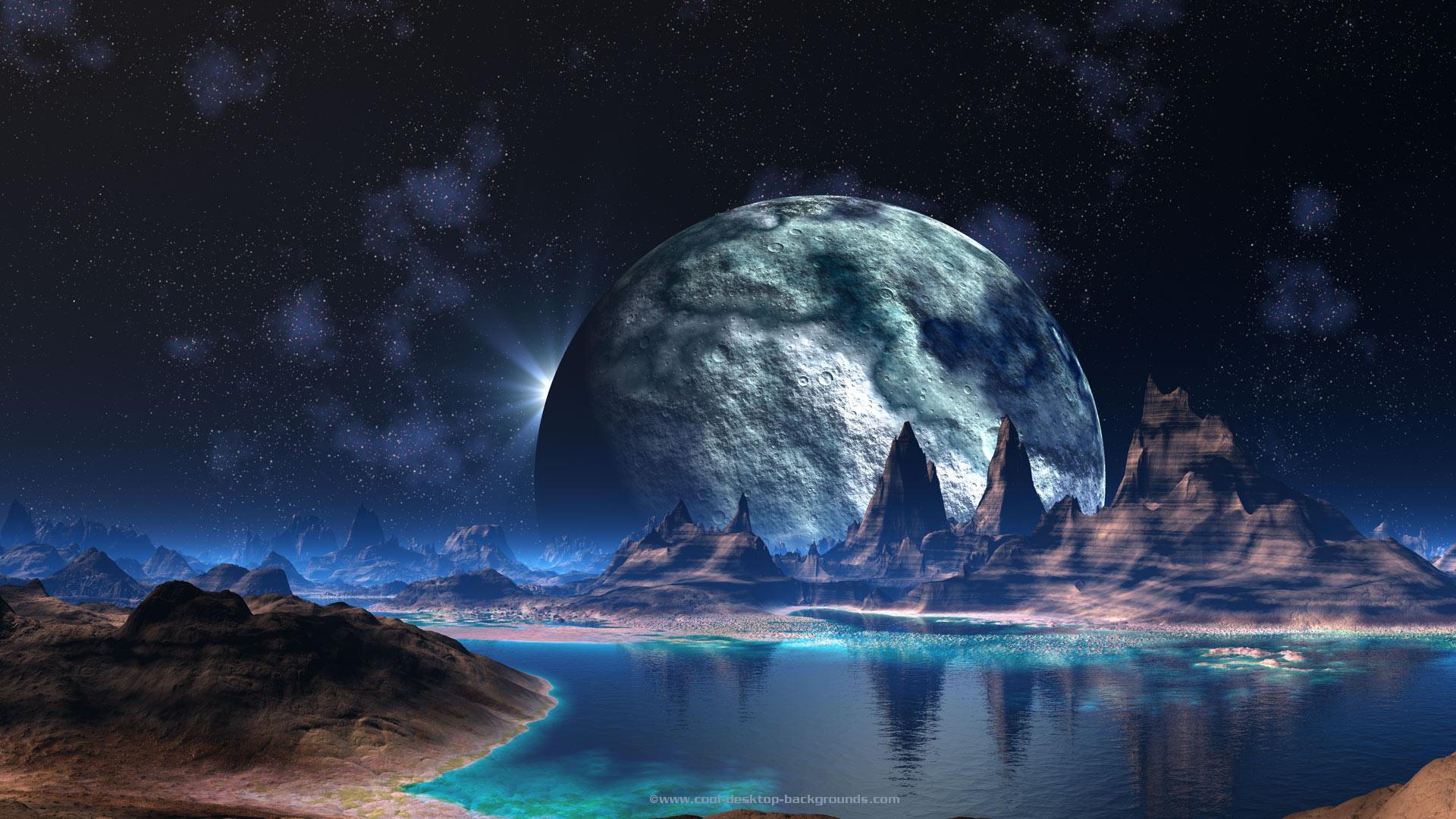 planets   Astronomy Wallpaper 30987544 1920x1080