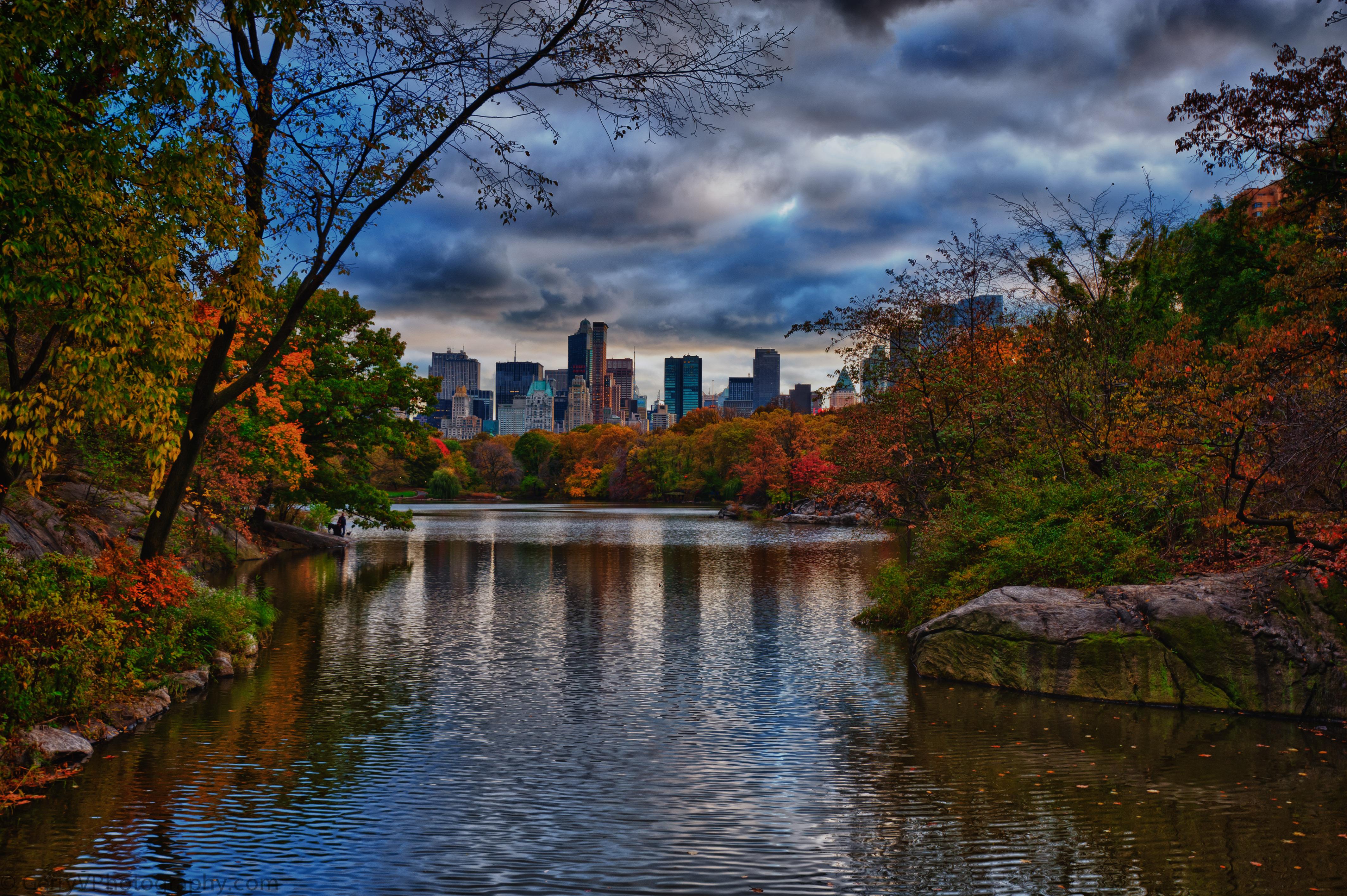 Central Park Fall 2010 4256x2832