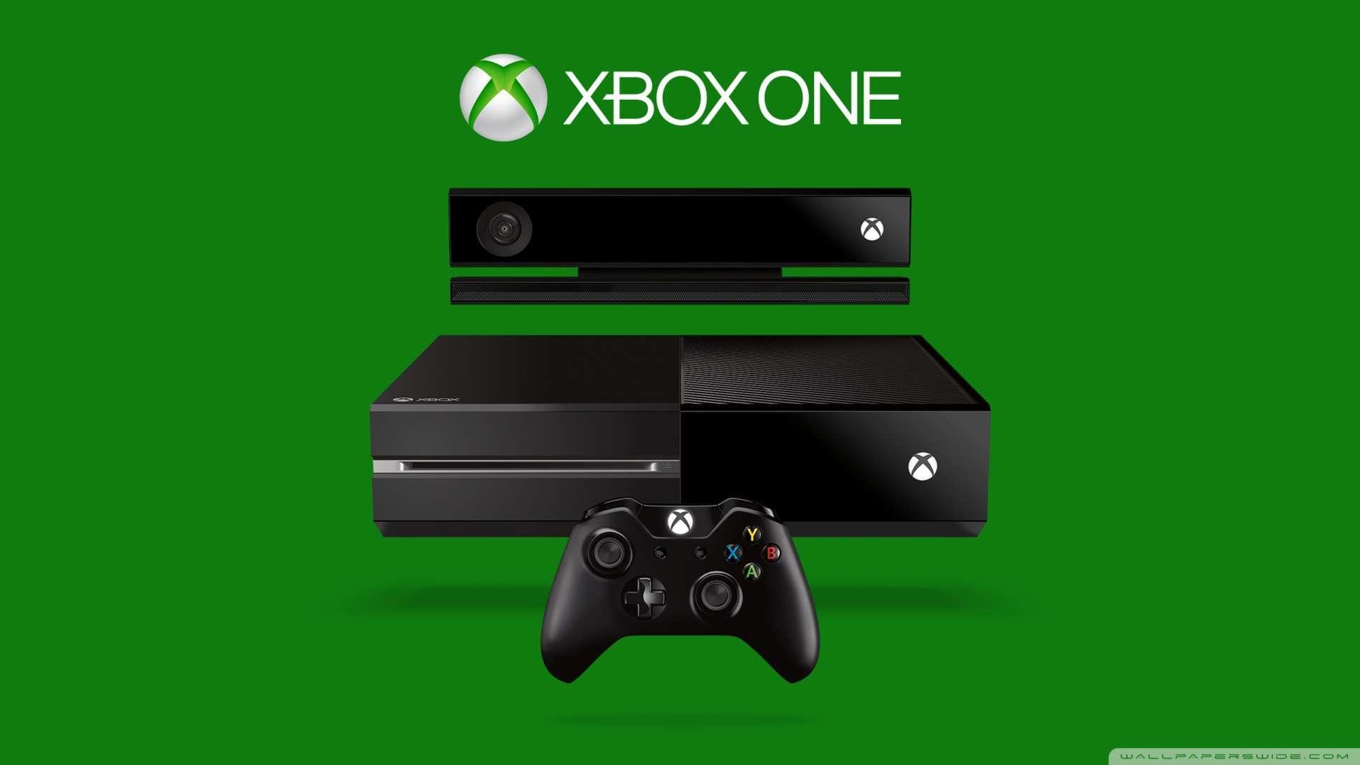 Xbox One Wallpaper 1080p